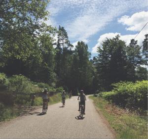 cykeltur
